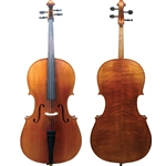 4/4 Teoria Fully Carved Cello