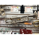 Pre-Owned Bach Intermediate Silver Trumpet TR200S