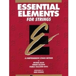 Essential Elements For Strings (1st Version)