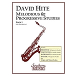 Melodious and Progressive Studies: Saxophone
