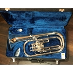 Pre-Owned Yamaha 202S Silver Plated Alto Horn
