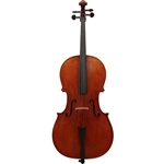 4/4 Sandro Luciano Fully Carved Cello