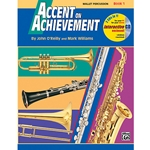 Accent On Achievement - Percussion - Mallets