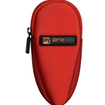 Protec Mouthpiece Pouch for Trumpet- Red