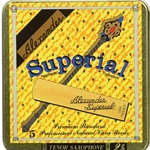 Alexander Superial Reeds for Tenor Saxophone