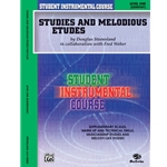 Belwin Studies & Melodious Etudes- Choose Level & Instrument