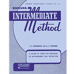 Rubank Intermediate Band Method
