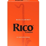 Rico Reeds for Bass Clarinet- Choose Strength and Quantity