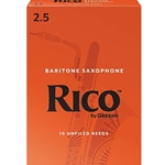 Rico Reeds for Bari Saxophone- Choose Strength and Quantity