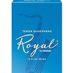 Royal Reeds for Tenor Saxophone- Choose Strength and Quantity