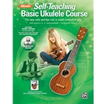 Alfred's Self-Teaching Basic Ukulele Course Book
