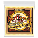 Earthwood Light 12- String 80/20 Bronze Acoustic Guitar Strings