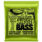 Ernie Ball Regular Slinky Nickel Would Elec Bass Strings