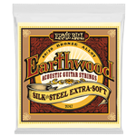 Earthwood Silk & Steel Extra Soft 80/20 Bronze Acoustic Guitar Strings