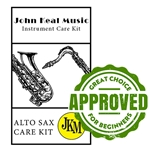 John Keal Music Care Kit- Choose Your Instrument