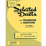Rubank Selected Duets for Trombone or Baritone