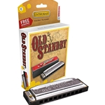 Hohner Old Standby Harmonica Key of C