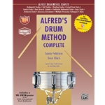 Alfred's Drum Method- Choose Book 1, Book 2, or Complete Set.