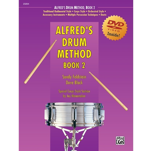 Alfred's Drum - #2