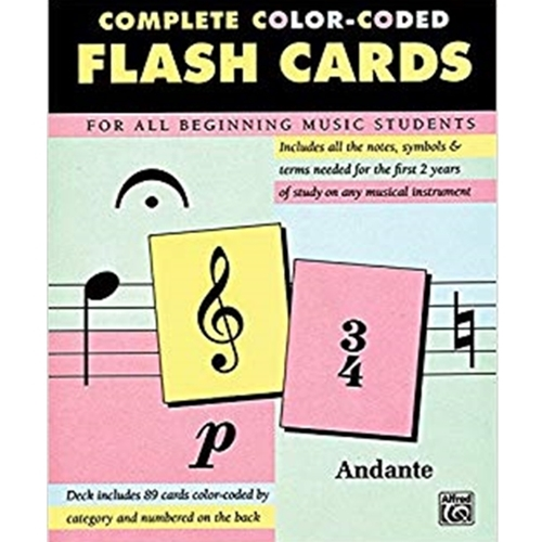 Alfred Music Flash Cards