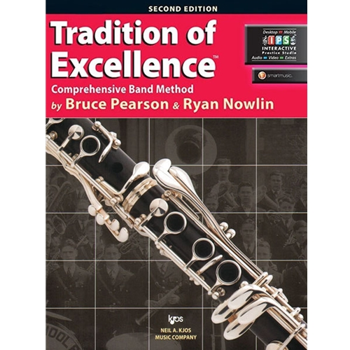 Tradition of Excellence for Band