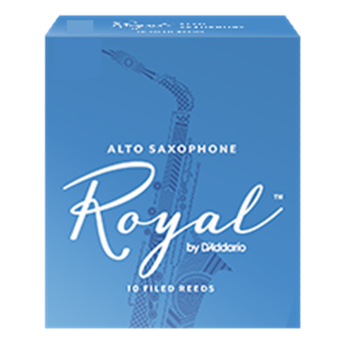 Royal Reeds for Alto Saxophone- Choose Strength and Quantity