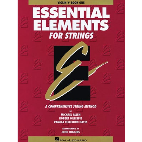 Essential Elements 1st Version (old) for Strings