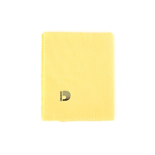 D'Addario Napped Cotton Polishing Cloth