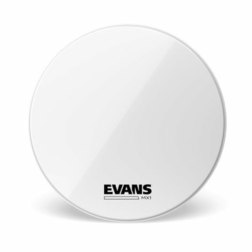 Evans MX Marching Drumheads- MX1 and MX2