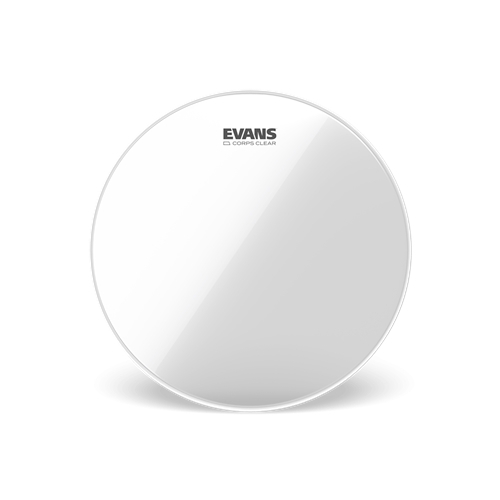 Evans Corps Clear Drumhead