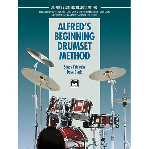 Alfred's Drumset Method Book