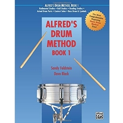 Alfred's Drum Method
