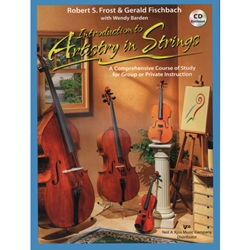 Artistry for Strings, Intro.
