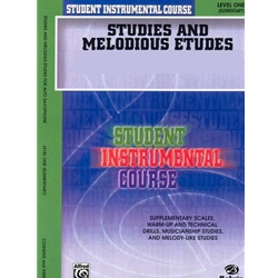 Studies And Melodious Etudes