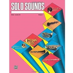 Solo Sounds for Flute