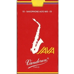Vandoren Java Green Box of Ten