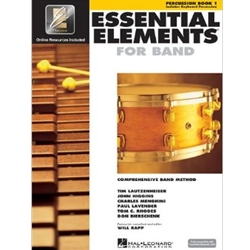 Essential Elements For Band (2000) - Percussion