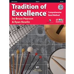 Tradition Of Excellence - Percussion