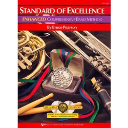 Standard Of Excellence Enhanced - Percussion