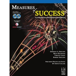 Measures Of Success - Percussion