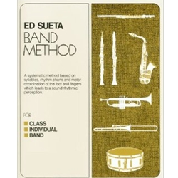 Ed Sueta Band Method - Percussion - Drums