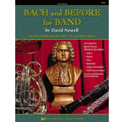 Bach & Before Book 1 Tenor Sax