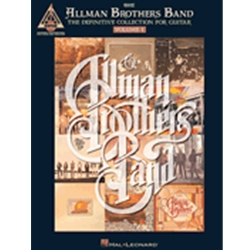 The Allman Brothers Band – The Definitive Collection for Guitar – Volume 1