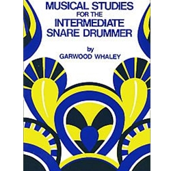 Whaley-Musical Studies for the Intermediate Snare Drumer